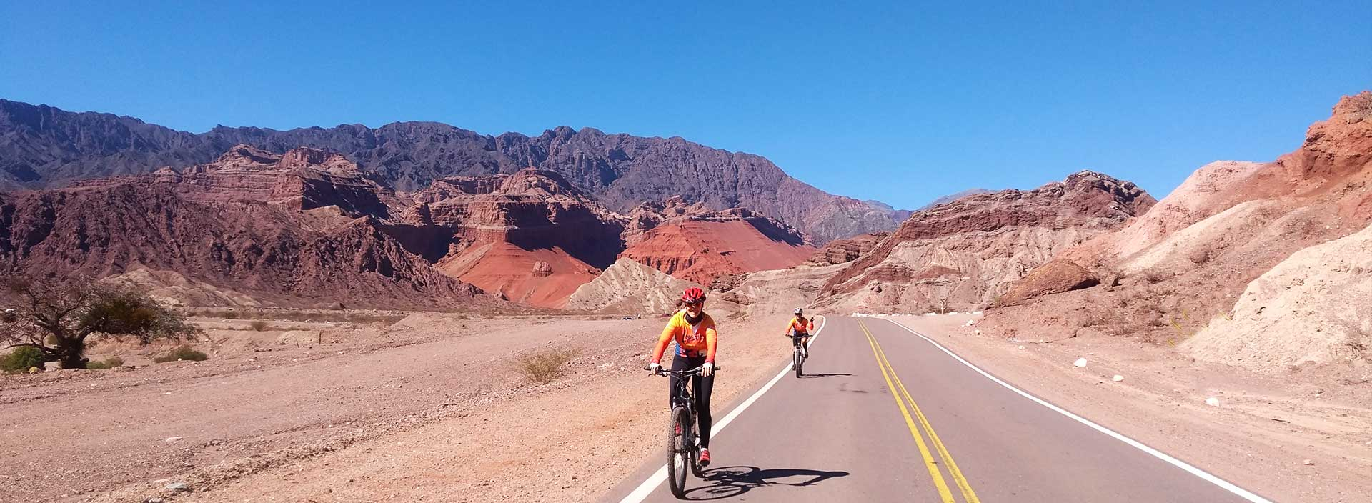 Salta Biking, Valles Calchaquies
