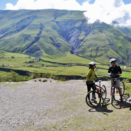 Mountain Bike in Salta